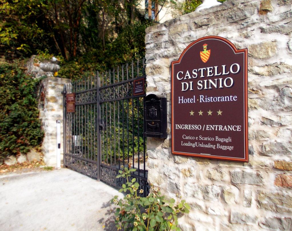 Castello di Sinio