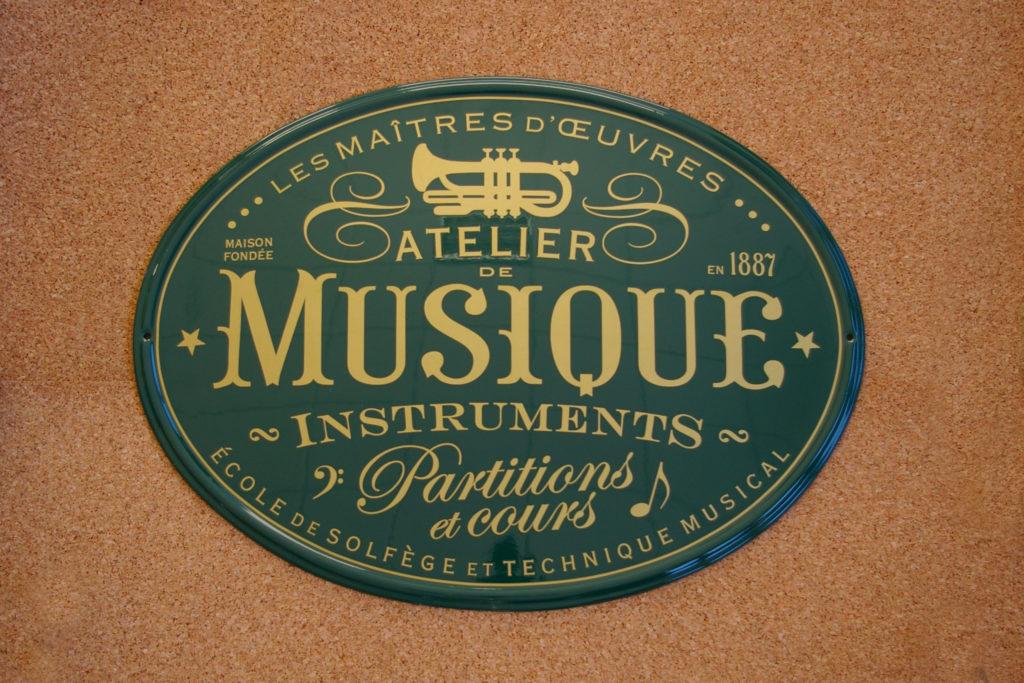 Atelier de musique